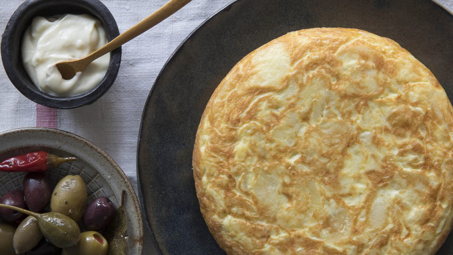 Image of Spanish Omelette