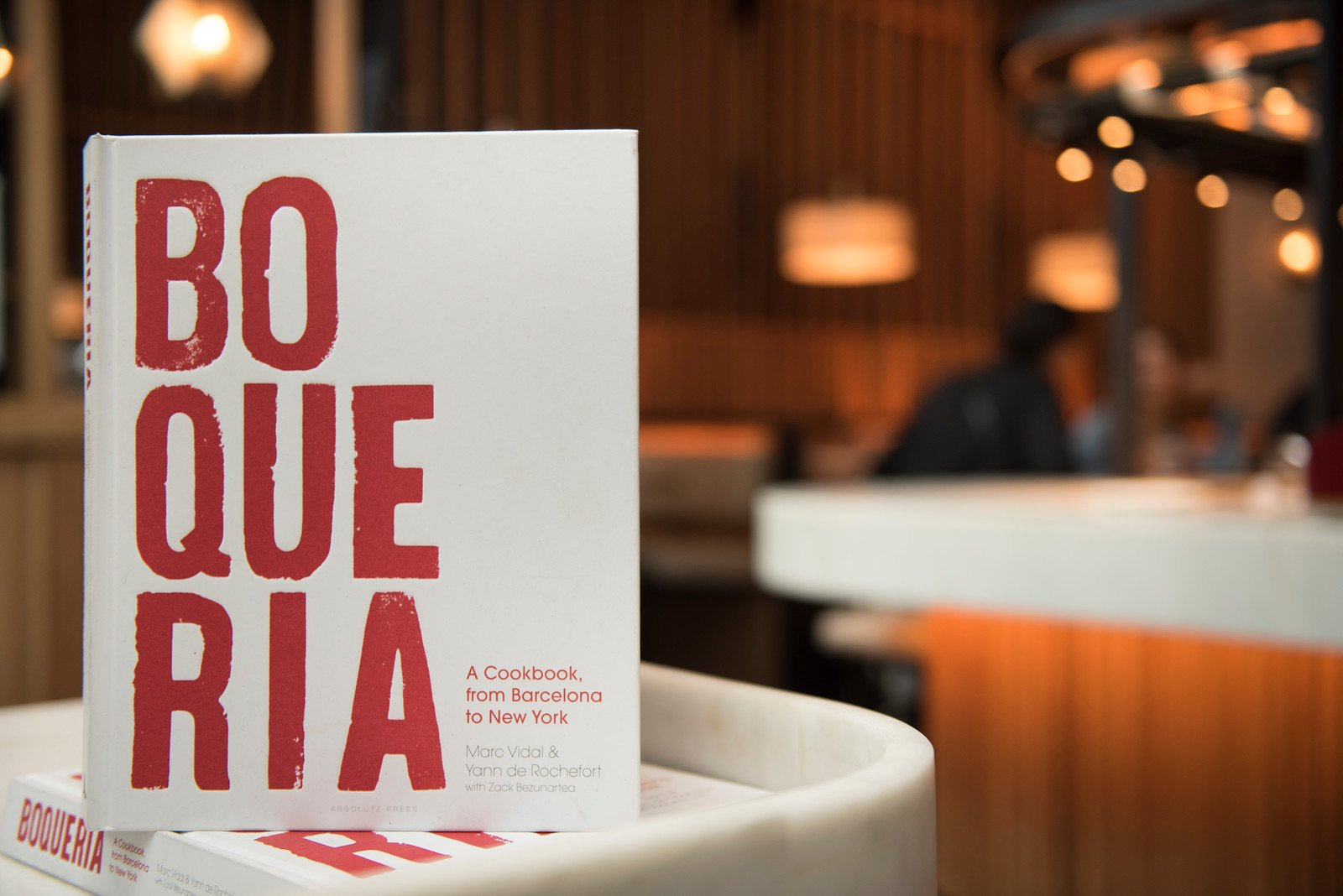 "Excerpt from ""Boqueria: A Cookbook from Barcelona to New York"""