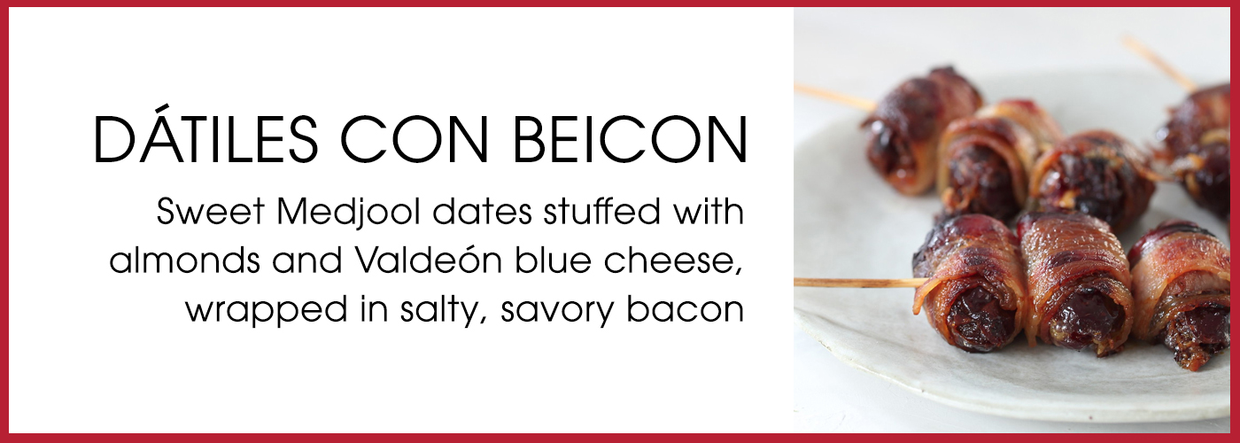 Dates and Bacon